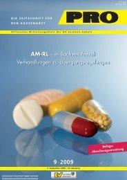 9·2009 - Kassenärztliche Vereinigung Sachsen-Anhalt