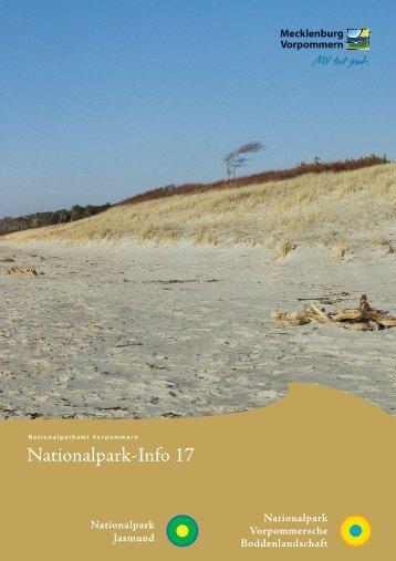 NLP-Info 17 Endf 1 - Nationalpark Vorpommersche Boddenlandschaft