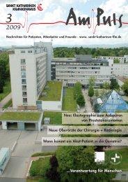 3/2009 - Sankt Katharinen-Krankenhaus