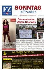 FZ - Sonntag in Franken E-Paper - Nordbayerischer Kurier