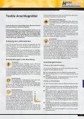Textile Anschlagmittel Benutzerhinweise - Seite 2