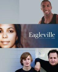 annual report 2006 - Eagleville Hospital
