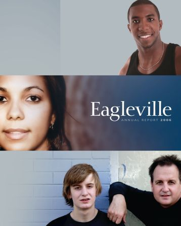 annual report 2006 - Eagleville Hospital