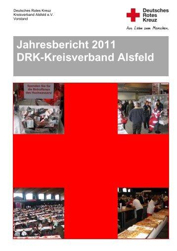 Bericht der Kreis - DRK-Kreisverband Alsfeld eV