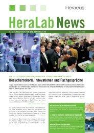 HeraLab News 02/2009 - Heraeus Dental