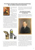 no waste of LP gas • Bayonet fitted burners - Sievert AB - Page 3