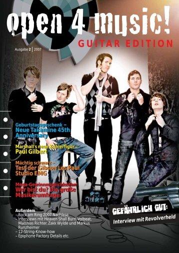 Takamine The 45th - open4music.de