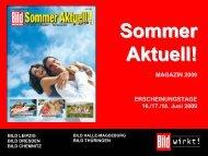 Magazin Sommer Aktuell!
