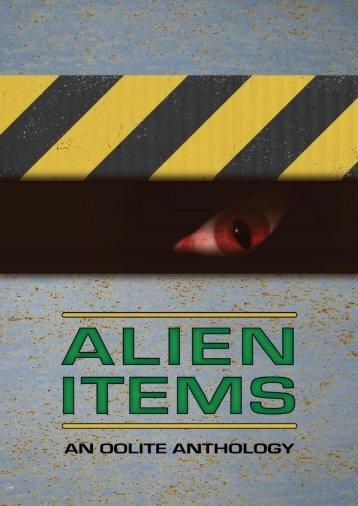 Alien Items - Drew Wagar