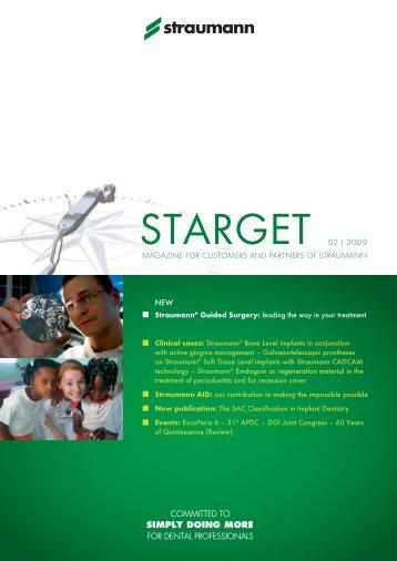 starget 02/2009 - Straumann - Home