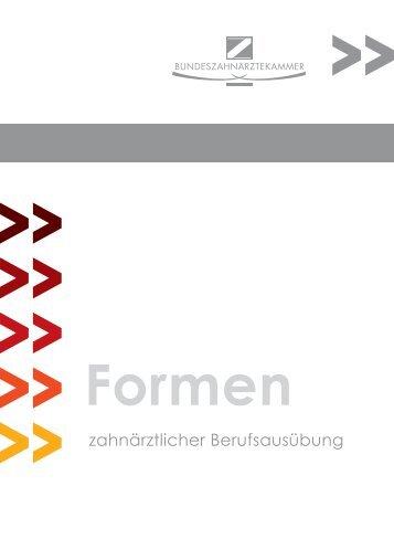 KZV - Die Bundeszahnärztekammer