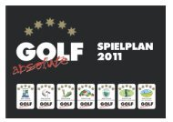 Golfen-Relaxen-Feiern-Tagen www.zahnklinik1.de 3 ... - Golf absolute