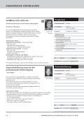 kursorische fortbildung - FAZH - Landeszahnärztekammer Hessen - Page 4
