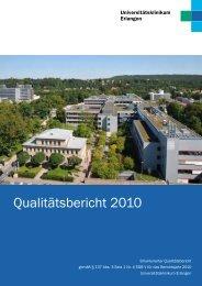 strukturierter Qualitätsbericht 2010 - AOK