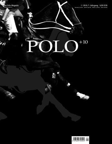 13,4 MB - Polo+10 Das Polo-Magazin