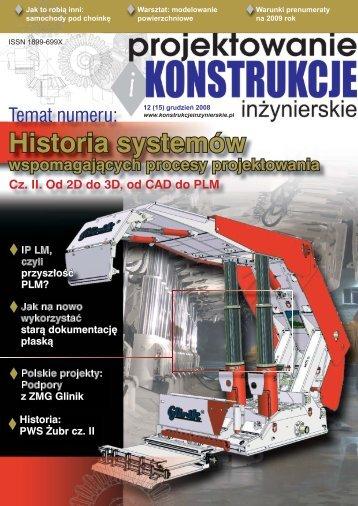 Historia systemów