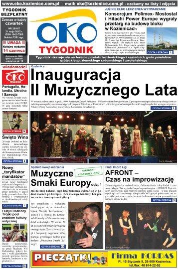 Dni Kolbergowskie 2012 - Stowarzyszenie Razem dla Radomki