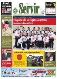 31 mars 2010 - Journal Servir