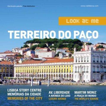 Look at Me Terreiro do Paço - Associação Turismo