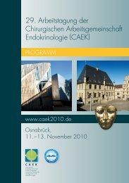 dr. langer medical - Deutsche Gesellschaft für Endokrinologie