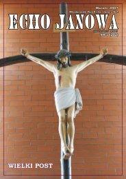 nr 202 (marzec 2007 - Parafia św. Jana z Kęt w Rumi Janowie