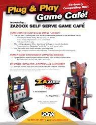 Zoox internet - Zoox Stations!