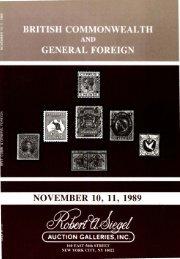 VPV - Robert A. Siegel Auction Galleries, Inc.
