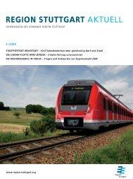 REGION STUTTGART AKTUELL - Verband Region Stuttgart