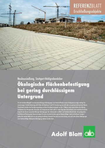 Adolf Blatt GmbH & Co. KG