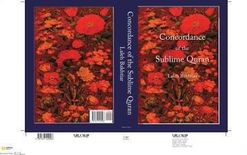 of the Sublime Quran - Al Tafsir.com
