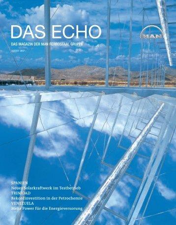 DAS ECHO - Ferrostaal