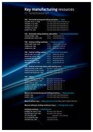 lataa esite tuotantoresursseistamme lista-muodossa 2009 - meteco.fi