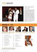 Magazin 2009-02 - Redaktionsbüro Edith Redzich-Augstein - Seite 2