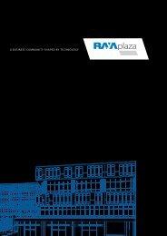 a business community shaped by technology - Raya Smart ...