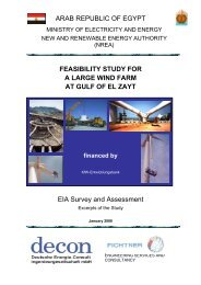 FEASIBILITY STUDY FOR A LARGE WIND FARM AT GULF OF EL ...