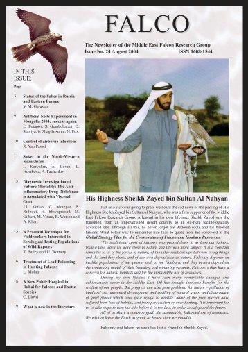His Highness Sheikh Zayed bin Sultan Al Nahyan - Wildlife Middle ...
