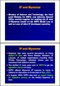 Myanmar - WIPO - Page 4