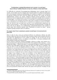Le RAR de Jean Zay à Bondy - Académie de Créteil