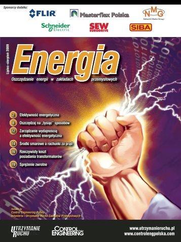 Energia - Utrzymanie Ruchu