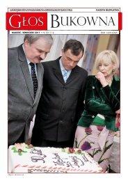 GŁOS BUKOWNA - Marzec-Kwiecień 2011 - Bukowno