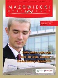 kwiecień 2012 (pdf 4.6 MB - Wojewódzki Urząd Pracy
