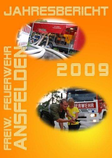 Jahresbericht 2009 [ PDF ] - FF Ansfelden
