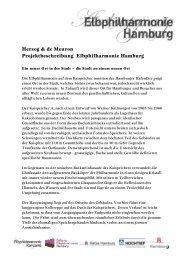 Herzog & de Meuron Projektbeschreibung ... - ReGe Hamburg