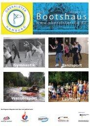 Ausgabe 4 / 2011 - Oberalster Verein für Wassersport e.V.