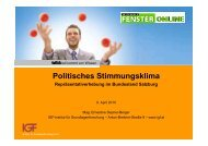 Politikbarometer IGF/SF (pdf)