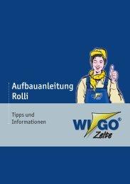 Tipp! - Wigo Zelte