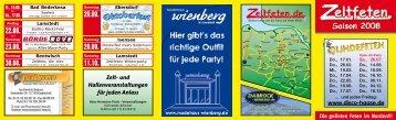 Oktoberfest - Zeltfeten.de