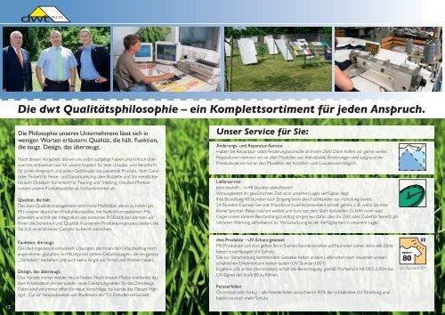 COLLECTION 2011 - dwt-Zelte