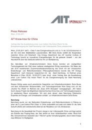 Press Release AIT Know-how f