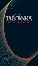 tunnelZelte // aufbauanleitung - Tatonka